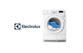 asciugatrice electrolux EDH4074GOW